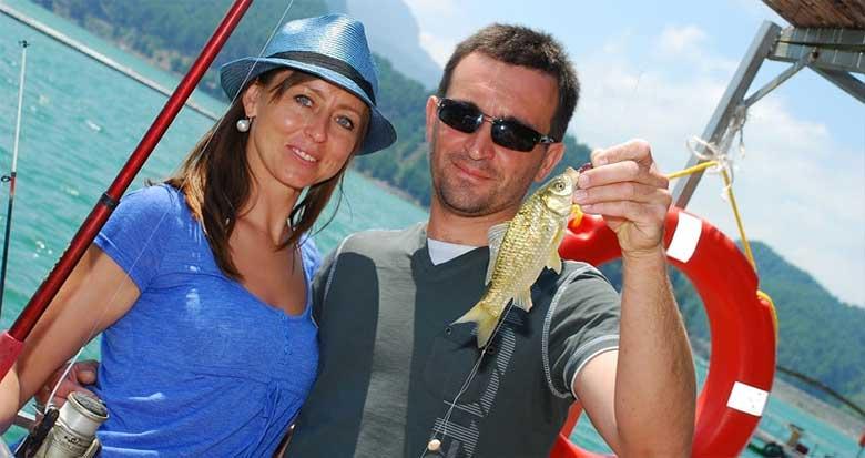 Морская рыбалка в Алании - Программа тура - Цена и Отзывы