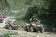 Сафари на квадроциклах в Алании - Квадро-сафари - Цена и Отзывы