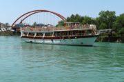 Яхт тур по реке Манавгат из Алании - Программа - Цена и Отзывы