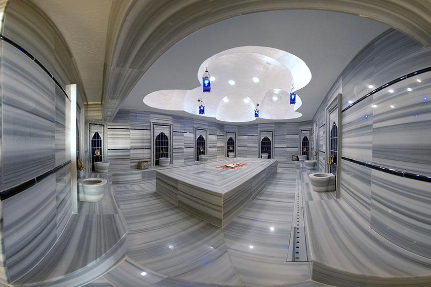 Турецкая Баня в Бодруме - Хамам и СПА Процедуры - Фото и Цена