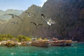 Долина Бабочек + 4 Острова из Мармариса - Фото и Цена