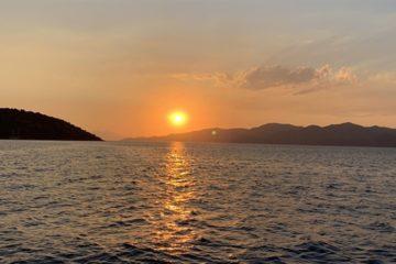 Эгейские острова на закате в Мармарисе - Описание - Фото и Цена