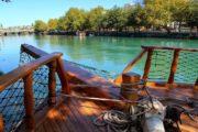 Морская прогулка по реке Манавгат из Анталии - Водопад и Рынок