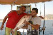 Морская рыбалка в Белеке - Описание тура - Цена и Отзывы