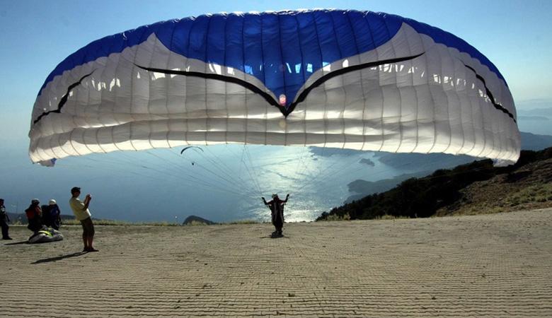 Параглайдинг в Фетхие из Бодрума - Полет на параплане - Turteka