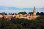 Стамбул из Мармариса - Дворец Топкапы - Собор Святой Софии