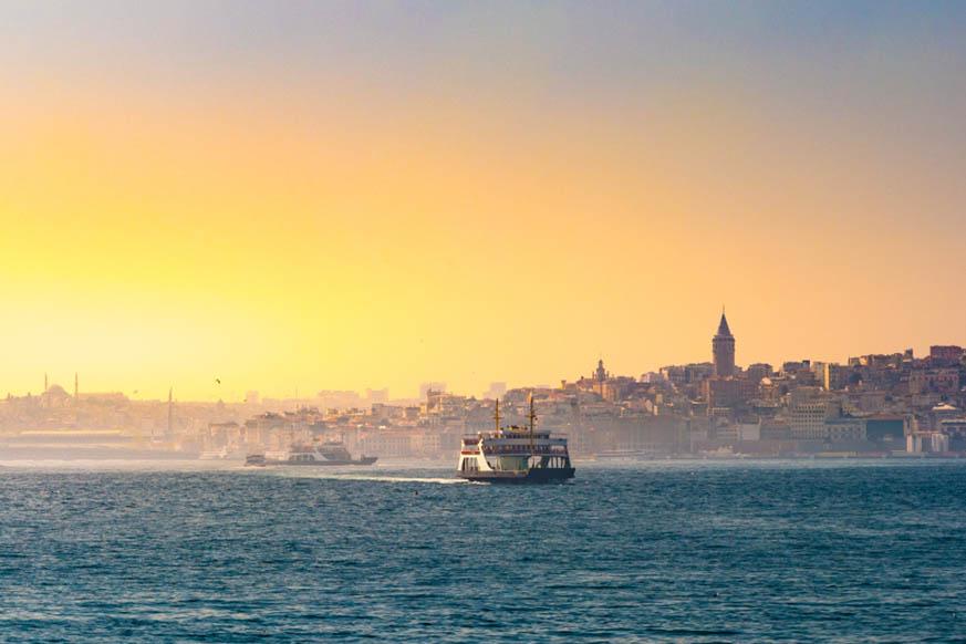 Экскурсия в Стамбул из Бодрума - Голубая мечеть - Дворец Топкапы