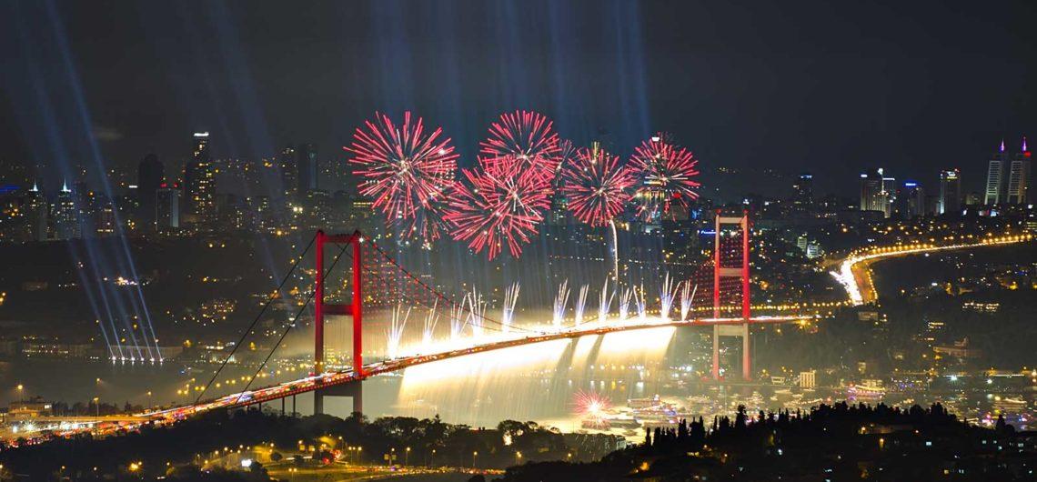 Новый год в Стамбуле и Рождество - Куда сходить и чем заняться?