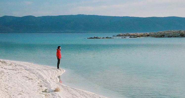 Памуккале и Озеро Салда из Алании - Алания Памуккале Тур