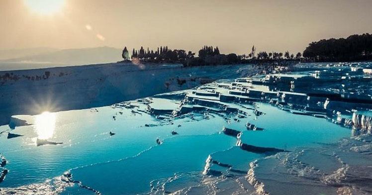 Экскурсия в Памуккале из Анталии - Описание - Фото - Цена и Отзывы