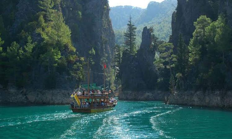 Зеленый Каньон из Белека - Описание тура - Цена и Отзывы