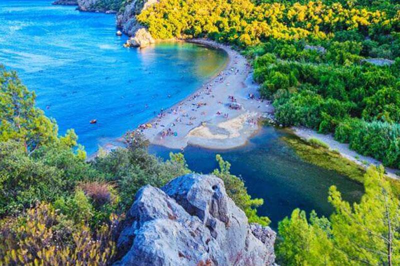 Остров Сулуада из Белека - Экскурсия на яхте - Описание - Цена