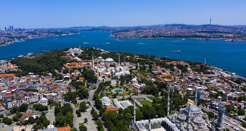 Экскурсия в Стамбул из Анталии на самолете