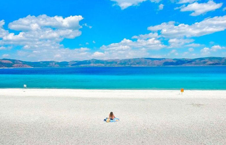 Озеро Салда из Мармариса и Памуккале - Турецкие Мальдивы