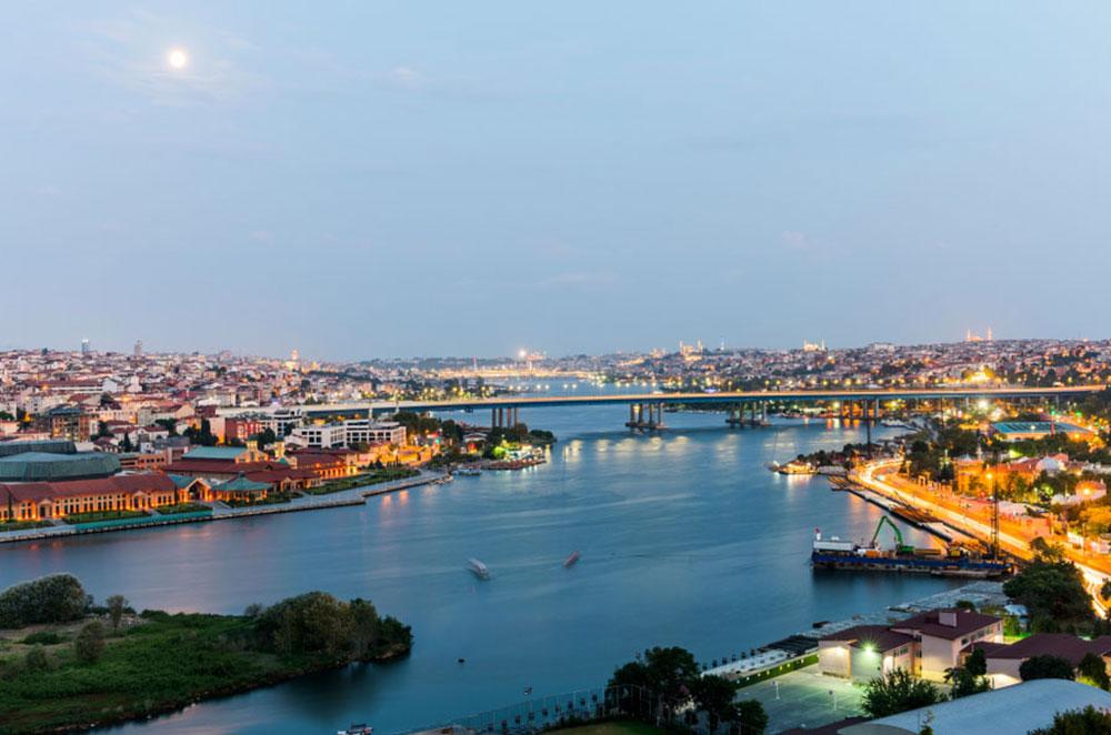 Золотой Рог в Стамбуле - Экскурсии в Стамбуле
