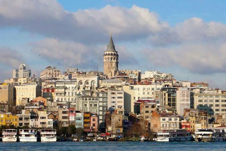 Ночная обзорная экскурсия по Стамбулу - Экскурсии в Стамбуле