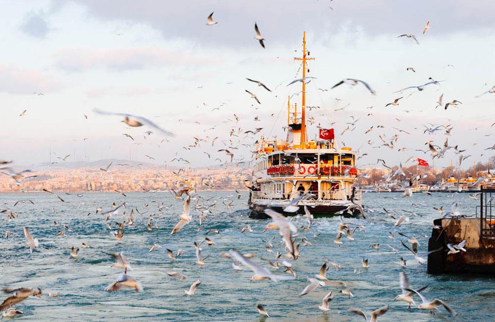 Экскурсия Панорамный Стамбул - Описание тура - Цена и Отзывы