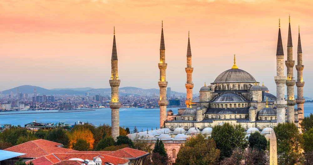 Районы Стамбула на карте - Список - Названия - Подробности