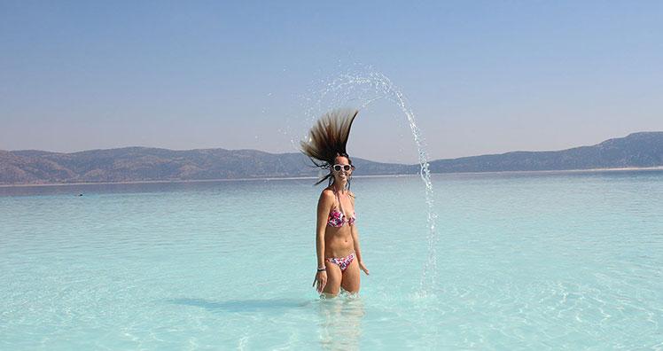 Памуккале и Озеро Салда из Сиде