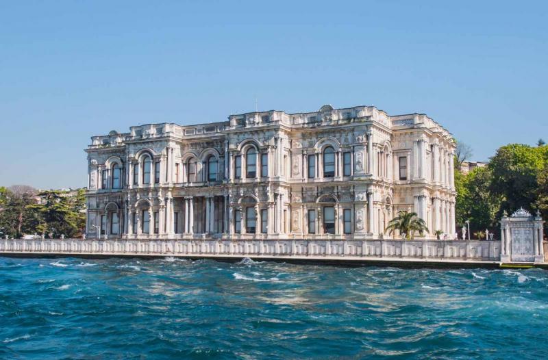 Дворцы и Павильоны Стамбула - Описания и Все Подробности...