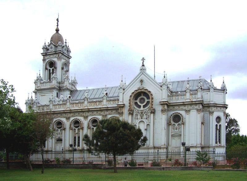 Болгарская церковь Святого Стефана в Фенере