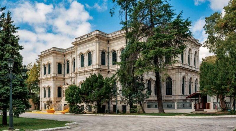 Дворец Йылдыз в Бешикташе