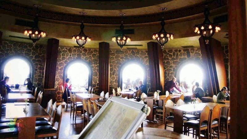 Ресторан Galata Tower
