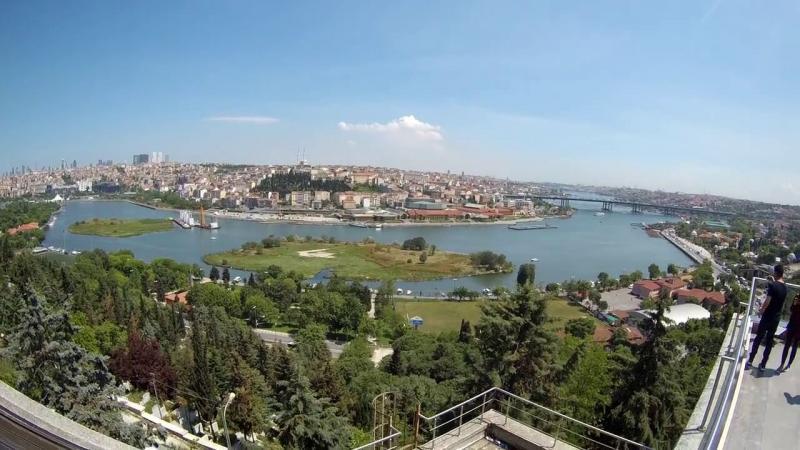 Холм Пьера Лоти в Стамбуле