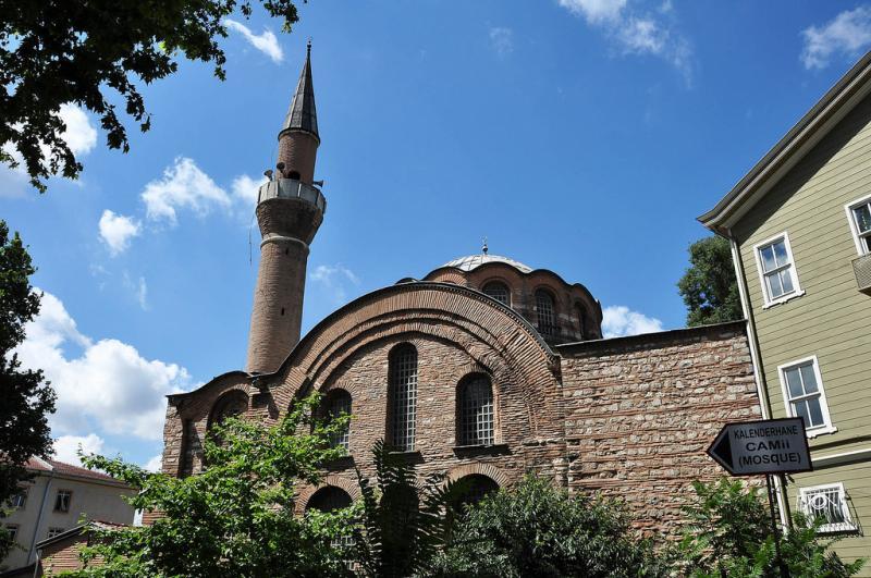 Мечеть Календерхане в Фатихе