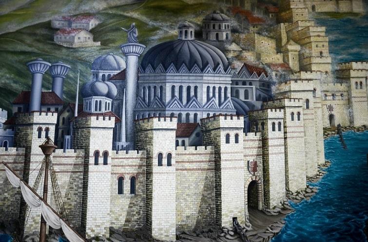 Музеи Стамбула - Пятнадцать лучших музеев - Советы и Описания