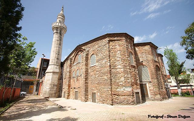 Мечеть Хазрат Джабир в Балате