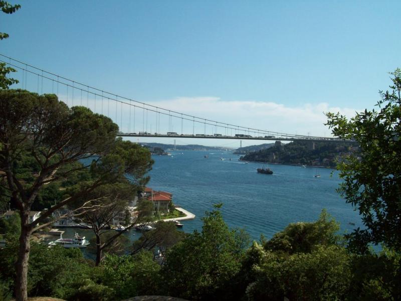 Михрабадская Роща в Стамбуле