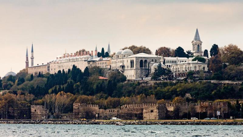 Дворец Топкапы 2021 - Один из богатейших музеев мира