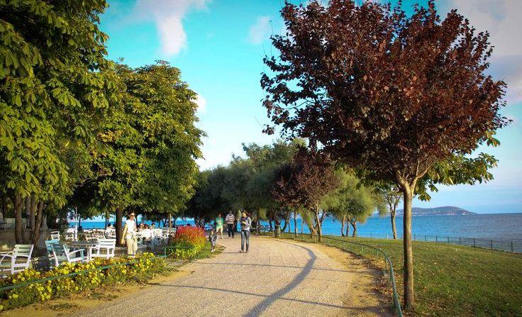 Парк Романтика Фенербахче в Кадыкёй