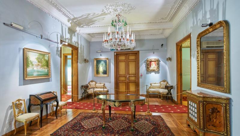 Частный музей Садберк Ханым