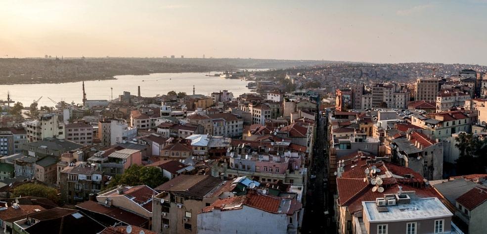 Смотровые Площадки Стамбула - Захватывающие виды на город!!!