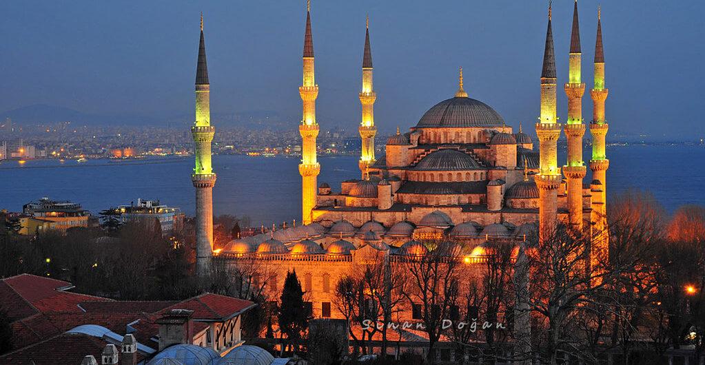 Голубая Мечеть (Мечеть Султанахмет) - Как добраться?