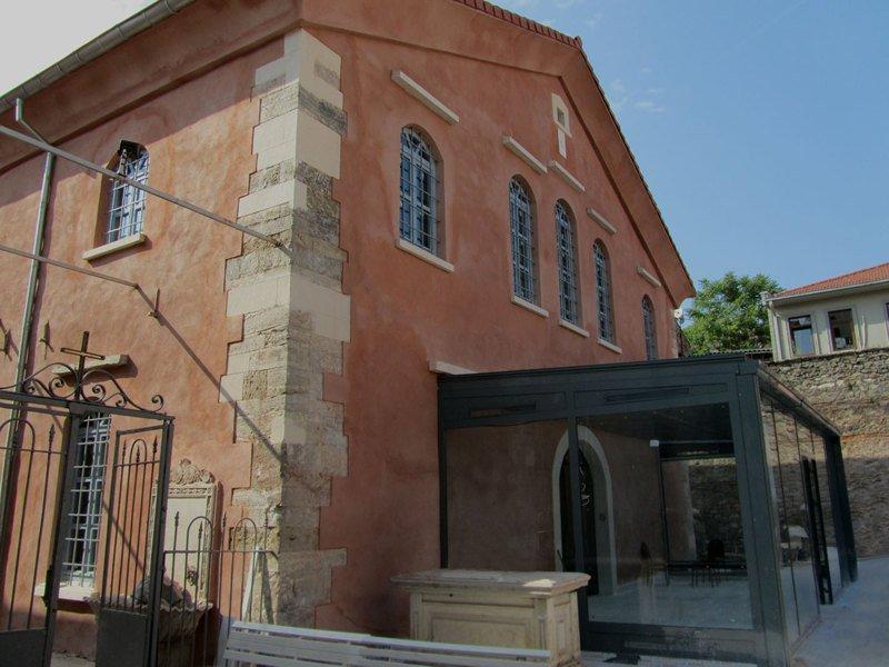Церковь Vorvots Vorodman в Кумкапы