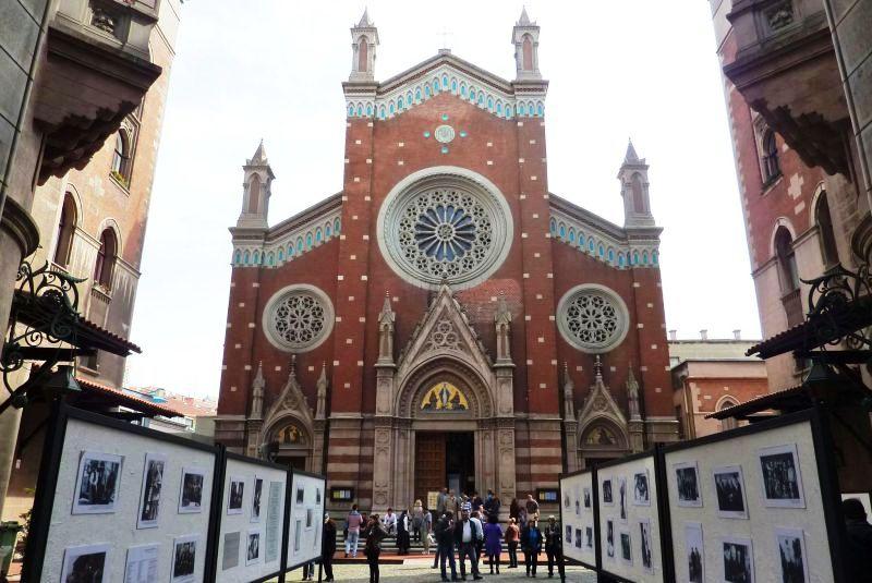 Церковь Святого Антуана Падуанского