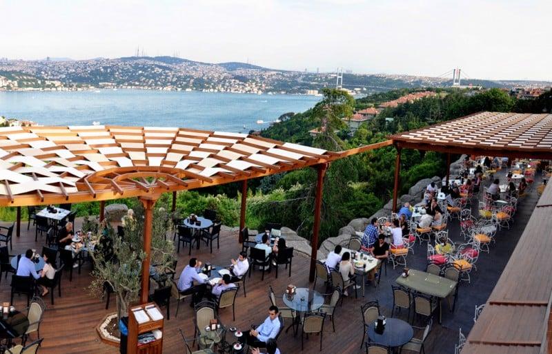Парк Улус в Стамбуле