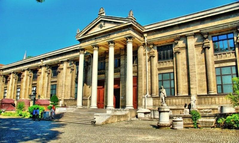 Археологический музей Стамбула - Как добраться?