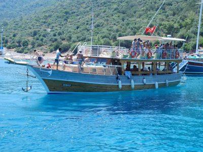 Индивидуальная Яхта в Бодруме – 12