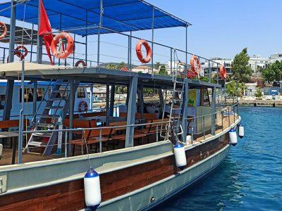 Индивидуальная Яхта в Бодруме – 13