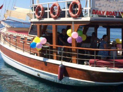 Индивидуальная Яхта в Бодруме – 14