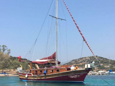 Индивидуальная Яхта в Бодруме – 15