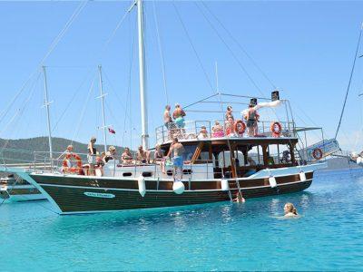 Индивидуальная Яхта в Бодруме – 18