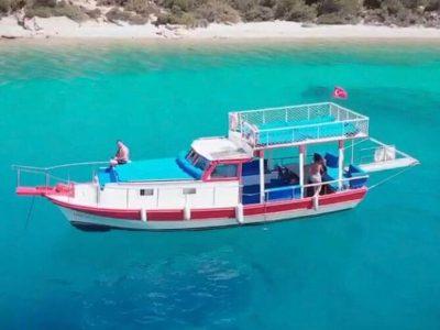 Индивидуальная Яхта в Бодруме – 19