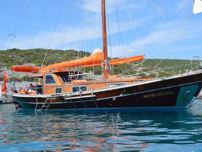 Индивидуальная Яхта в Бодруме – 6