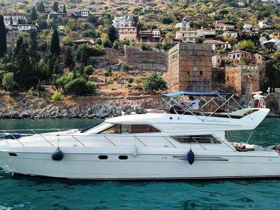 Индивидуальная Яхта в Бодруме – 7
