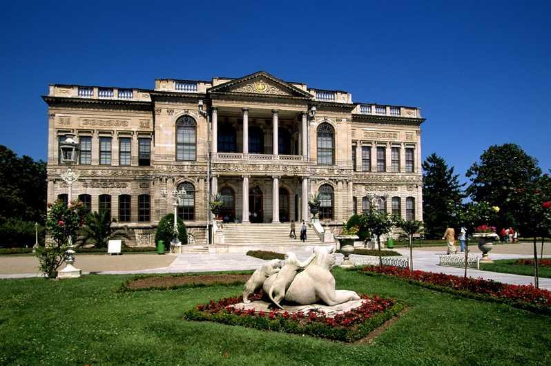 Дворец Долмабахче - Как добраться?
